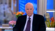 Arizona Sen. John McCain: 'We should not be fighting' over Sgt. Johnson's death