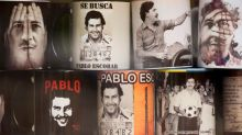 Pablo Escobar: Money hidden in wall found in drug lord's house