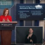White House briefings to include American Sign Language interpreters