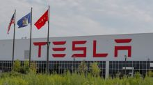 Inside Tesla's troubled New York solar factory