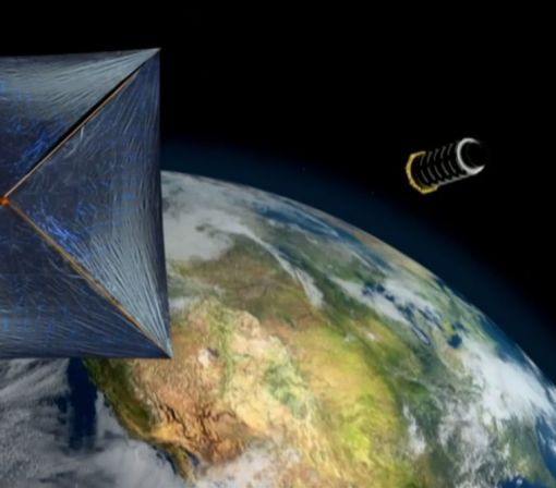 Proxima b: Lasers Might One Day Power Ship to Closest Alien Planet