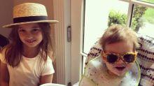 Ivanka Trump's Kids Pose in Hot Summer Accessories