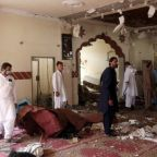 Taliban say killing of leader's brother will not derail U.S. talks