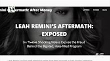 Scientology creates fake news against Leah Remini and 'Aftermath' contributors