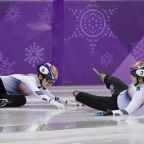 SKorea crashes in relay, finishes with 6 short-track medals