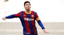 Barca president expects Messi re-signing