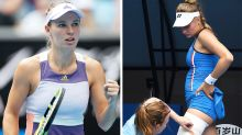 'Atrocious': Controversy erupts over Australian Open player's 'shameful' act