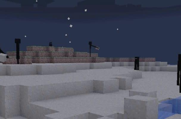 The Endermen are coming for you in Minecraft mob update