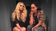 Just a Friendly Reminder That Jessica Simpson & Tracee Ellis Ross Are Sisters