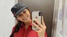 Ylona Garcia gets a job at McDonald's