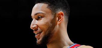 Simmons' subtle shot at critics on Instagram