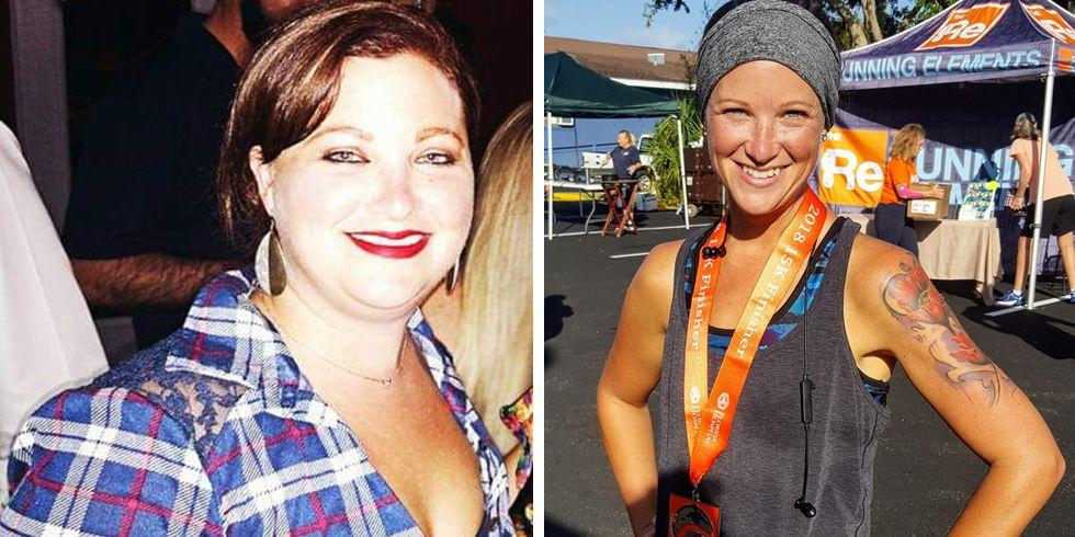 This Woman Lost 90 Pounds After Her Doctor Told Her She Was Obese