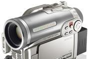 Hitachi's Wooo DZ-HS303 DVD camcorder with HDD