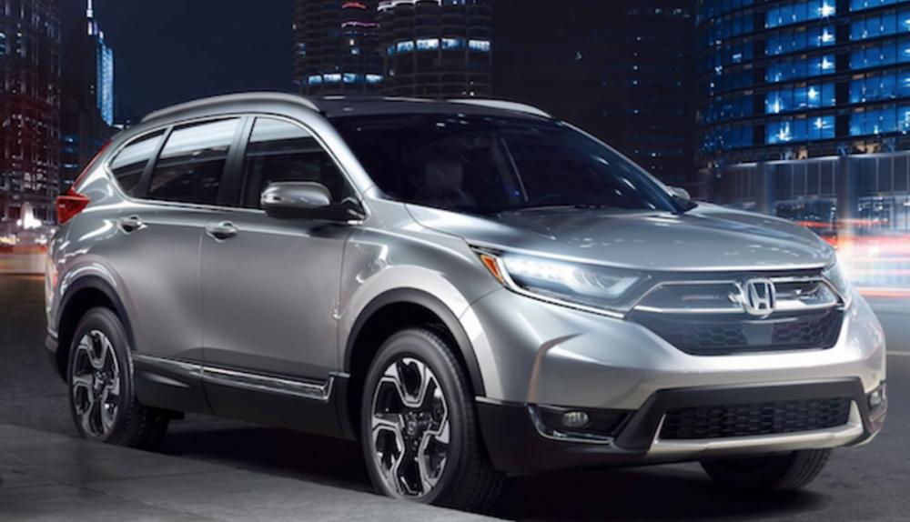 Honda CR-V 第五代 6 月 29 日將在台灣正式發表。