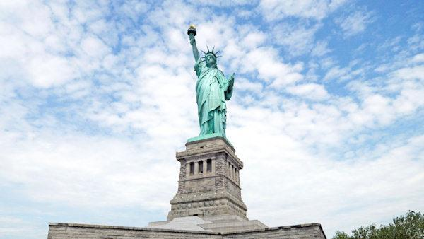 Statue of Liberty officially reopens for July 4th