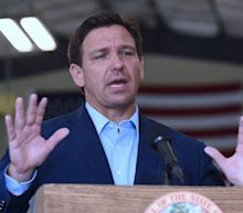 Florida Gov. Ron DeSantis defends unvaccinated people who are catching COVID-19: Media is being 'judgmental'