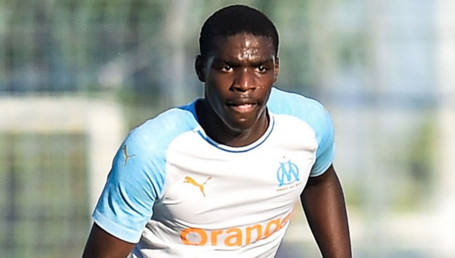 Everton sign Juventus-linked left-back Nkounkou from Marseille