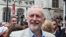 Labour moves EIGHT points ahead of the Tories in shock You Gov poll