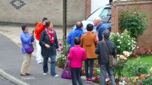 Chinese tourists have been visiting the village of Kidlington for months - and now we know why