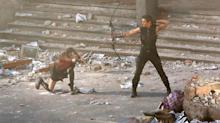 First Peek at Scarlet Witch and Quicksilver (and Ultron?!) on 'Avengers 2' Set