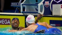 Olympics-Manuel brings U.S. swimming trials to inspiring end