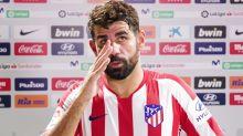 """Diego Costa: """"Sabemos de la grandeza del Atlético"""""""
