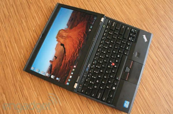 Lenovo ThinkPad X230 review