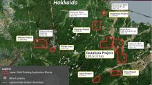 Japan Gold Provides Operational Updates on Ongoing Drilling and Geophysical Programs in Hokkaido and Kyushu