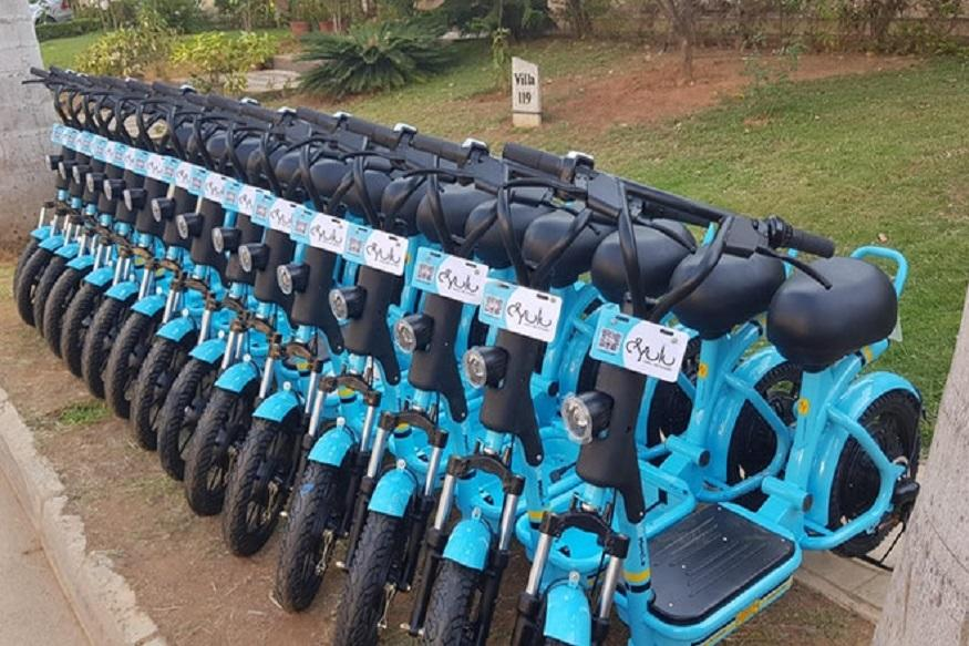 Delhi Metro to Introduce E-Bikes at Metro Stations for Last Mile Connectivity