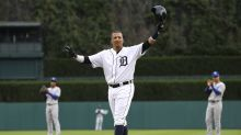 Mahtook's homer leads Tigers to win in Martinez's finale