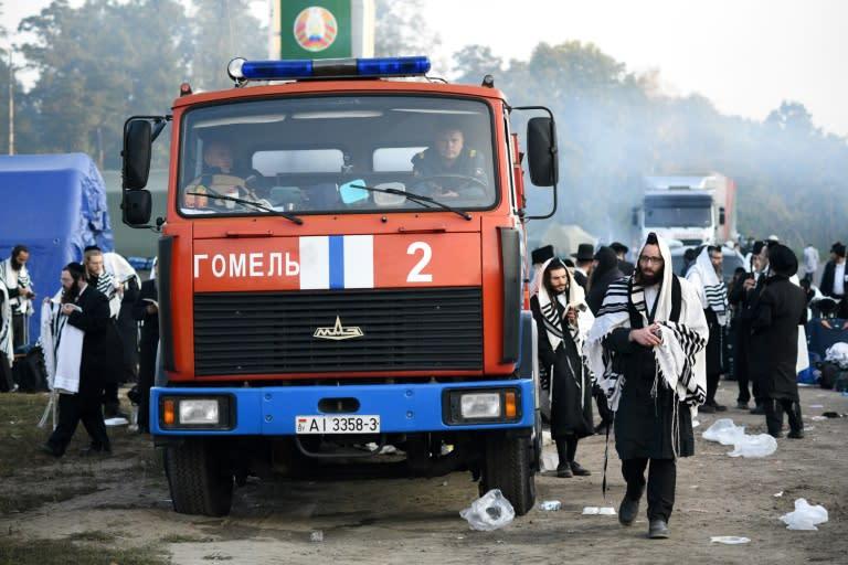 基辅在9月份的大部分时间都关闭了边境,原因是冠状病毒感染的人数在增加,但朝圣者试图绕过白俄罗斯来绕过限制
