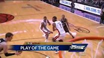 NBA Finals Game 2: Xfinity Fast Break Play Of The Game