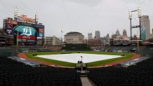 Tigers, Reds rained out, to  play 7-inning twinbill Sunday