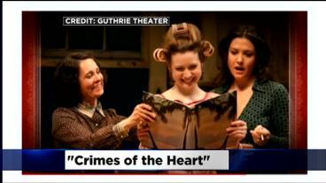 WCCO Interview: Actress From 'Crimes Of The Heart'