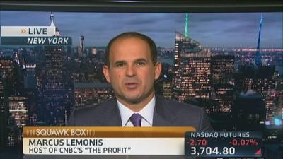 'The Profit' counsels married business partners