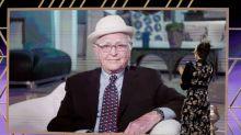 Norman Lear receives Golden Globes' Carol Burnett Award: 'I could not feel more blessed'