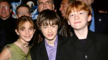 Red Carpet Flashback! Emma Watson — From 'Harry Potter' to 'Beauty and the Beast'