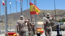 España concluye su misión en Afganistán tras 19 años