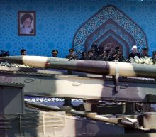 Iran's Rouhani vows to strengthen missiles despite US warnings