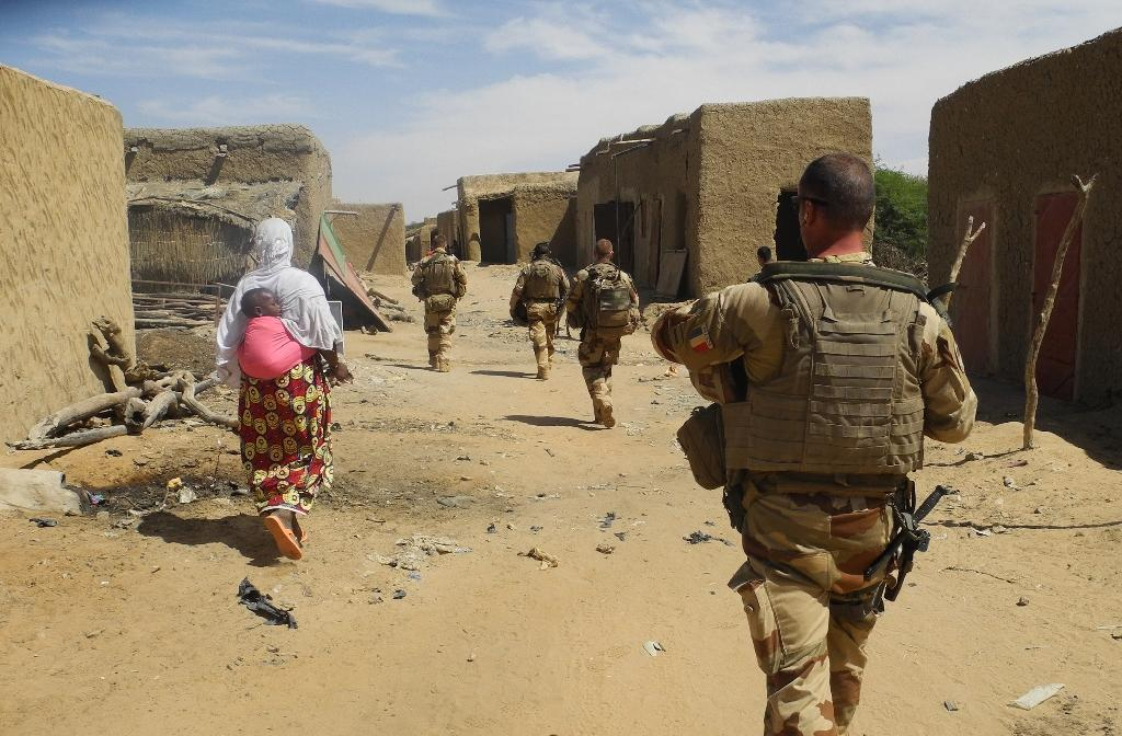 Soldiers of France's Barkhane mission are part of the anti-jihadist mission in the Sahel
