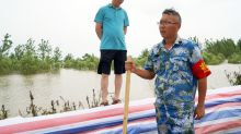 Yangtze flood passes peak in eastern China but no time to relax