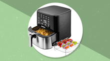 Make fries, not war: Amazon's bestselling air fryer is back on sale for just $100