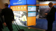 Paulson says will not support Newmont takeover bid for Goldcorp