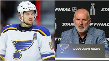 Blues' deadline strategy hinges on health of star
