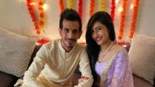 Chahal Announces Engagement; Sachin, Sehwag Post Wishes