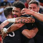 All Blacks dominate Argentina to end losing streak and close in on Tri-Nations title