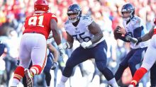 Titans' O-linemen explain how continuity will help in 2020