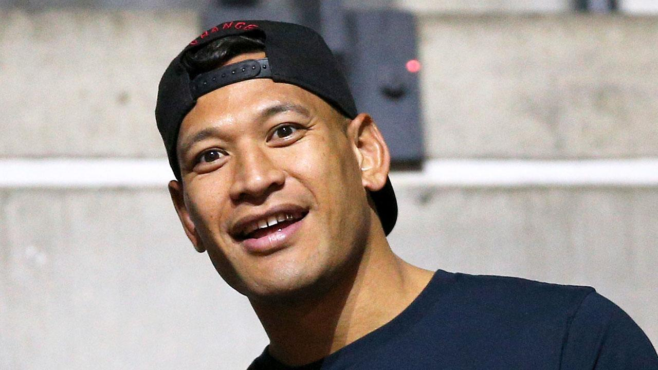 Israel Folau launches stunning new $14 million legal claim