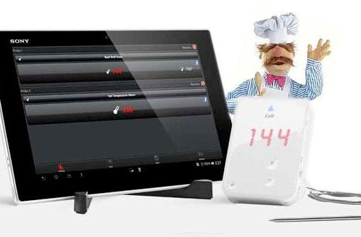 Sony launches Xperia Tablet Z: Kitchen Edition for $650... wait, what?