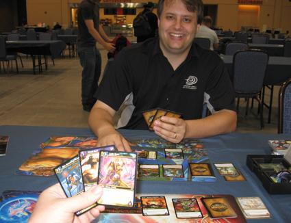 WoW TCG: Interview with Mike Hummel, Senior Game Designer
